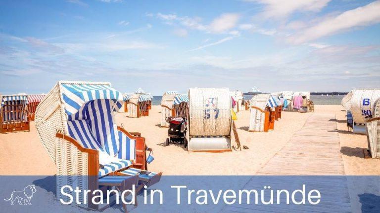 Lübeck Travemünde Strand