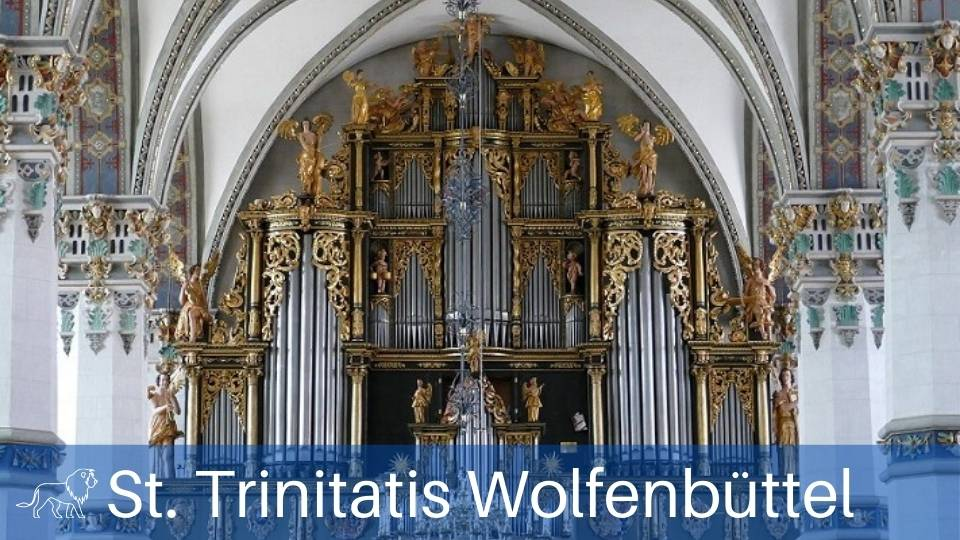 Kirche St. Trinitatis in Wolfenbüttel