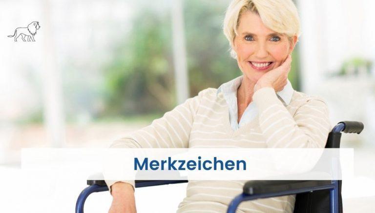 Die Merkzeichen im Schwerbehindertenausweis erklärt bei den Senioren Nachrichten